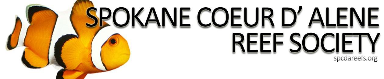 Spokane Coeur d' Alene Reef Society